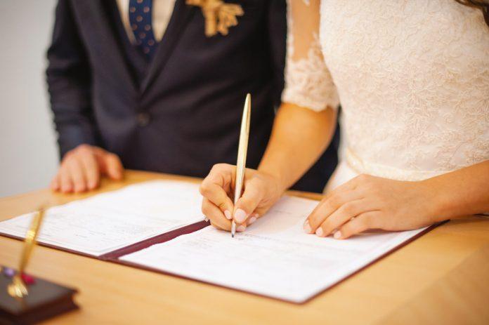 Certificato ed estratto di matrimonio
